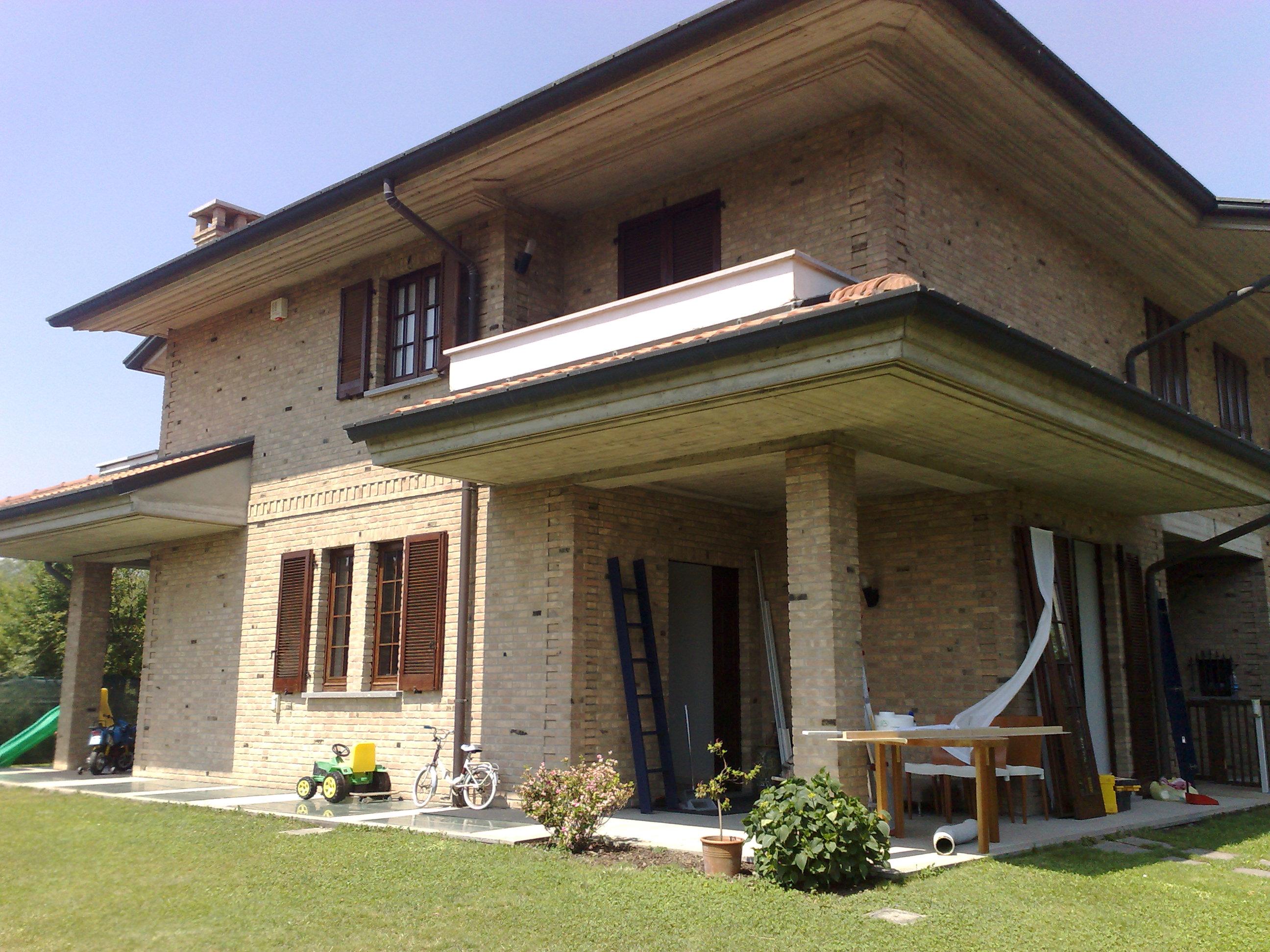 Perline soffitto prezzi idee di design nella vostra casa - Pittura esterna casa ...
